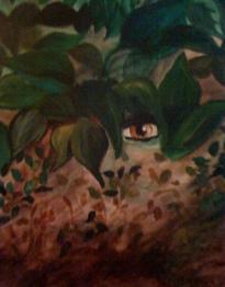 """Acrylic on Canvas 16"""" x 24"""" NFS"""